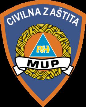 Logo Civilna zaštita RH