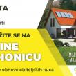 Javni poziv na radionicu vezano uz Javni poziv za dodjelu bespovratnih sredstava za energetsku obnovu obiteljskih kuća i zgrada.
